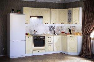 Кухня угловая модульная Версаль - Мебельная фабрика «Империя»