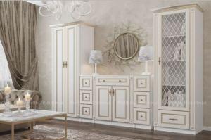 Гостиная модульная система Виктория 2 - Мебельная фабрика «Мебель Поволжья»
