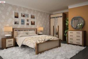 Модульная спальная Элиза  - Мебельная фабрика «Первомайское»