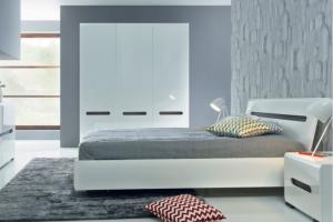 Модульная спальня Ацтека - Импортёр мебели «БРВ Black Red White»