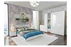 Модульная спальня Анна MDF - Мебельная фабрика «Вик»