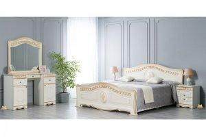 Модульная Спальня Азалия Белая Матовая - Мебельная фабрика «Кубань-Мебель»