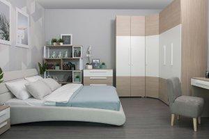 Модульная спальня Barselona - Мебельная фабрика «Мирлачева»
