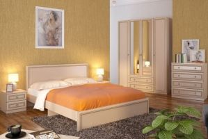 Модульная спальня Беатрис - Мебельная фабрика «РИННЭР»