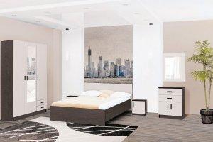 Модульная спальня Эконом - Мебельная фабрика «Зарон»