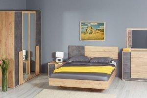 Модульная спальня Эра - Мебельная фабрика «Чиркинов»
