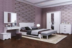 Модульная спальня Каприз-4 - Мебельная фабрика «Стрела»