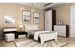 Модульная спальня Каприз МДФ - Мебельная фабрика «Стрела»