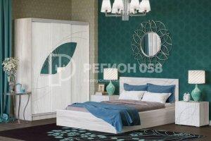 Модульная спальня Карина 10 - Мебельная фабрика «Регион 058»