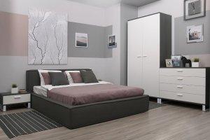 Модульная спальня Malta - Мебельная фабрика «Мирлачева»