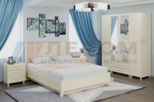 Модульная спальня Мелисса 4 - Мебельная фабрика «Лером»