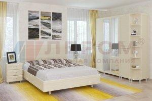 Модульная спальня Мелисса 5 - Мебельная фабрика «Лером»
