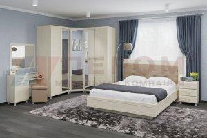 Модульная спальня Мелисса 6 - Мебельная фабрика «Лером»