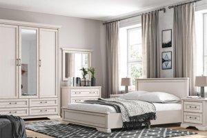 Модульная спальня Stylius - Импортёр мебели «БРВ Black Red White»