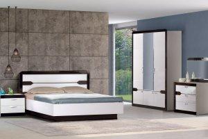 модульная Спальня в современном стиле Ронда 1 - Мебельная фабрика «Яна»