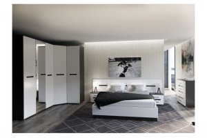 Модульная спальня Вегас - Мебельная фабрика «Вик»