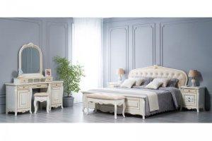 Модульная Спальня Виченца Ваниль - Мебельная фабрика «Кубань-Мебель»