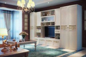 Модульная стенка Twist 2 - Мебельная фабрика «Ваш День»