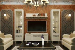 Модульная стенка Twist 6 - Мебельная фабрика «Ваш День»