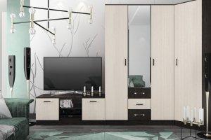 Модульная угловая гостиная Ронда - Мебельная фабрика «ДСВ-Мебель»