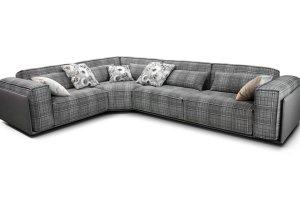 Модульный большой диван Лофт - Мебельная фабрика «8 марта»