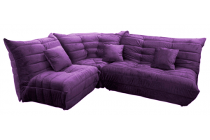 Модульный диван аккордеон Манго - Мебельная фабрика «Rina»