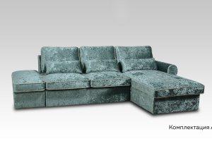 Модульный диван Аванти Неоклассик комплектация А - Мебельная фабрика «PERFECT»
