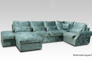 Модульный диван Аванти Неоклассик комплектация D - Мебельная фабрика «PERFECT»