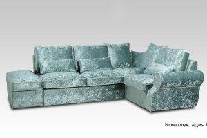 Модульный диван  Аванти Неоклассик  комплектация С - Мебельная фабрика «PERFECT»