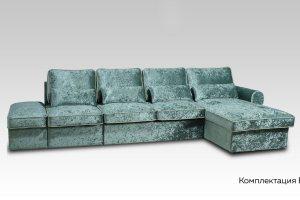 Модульный диван Аванти Неоклассик комплектация В - Мебельная фабрика «PERFECT»