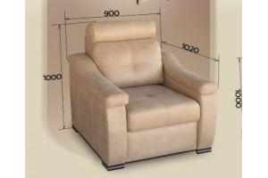 Кресло-кровать Идель 65 - Мебельная фабрика «Идель»