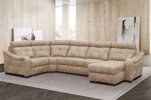 Модульный диван Бавария - Мебельная фабрика «Идиллия»