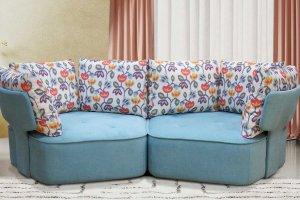 Модульный диван Бэлла - Мебельная фабрика «Элфис»