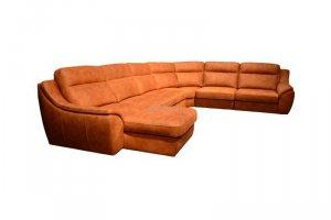 Модульный диван Берлони 4 - Мебельная фабрика «Родион»