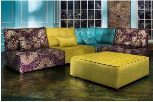 Модульный диван Blue Angel TANAGRA - Мебельная фабрика «Anderssen»