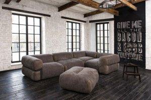 Модульный диван Чарли TANAGRA - Мебельная фабрика «Anderssen»