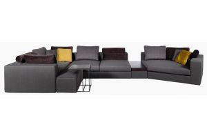 модульный диван EGOIST - Мебельная фабрика «O'PRIME»