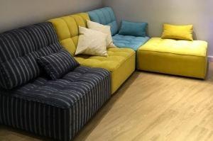 Модульный диван Энтони - Мебельная фабрика «Bancchi»