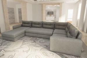 Модульный диван Фантазия 1 - Мебельная фабрика «МИГ»
