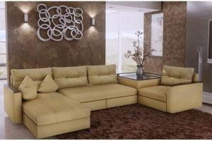 Модульный диван Фантазия 4 - Мебельная фабрика «МИГ»