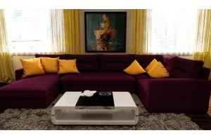 Модульный диван Фантазия 7 - Мебельная фабрика «МИГ»