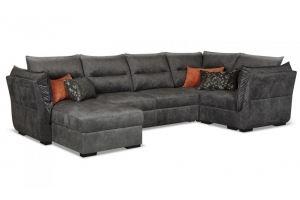 Модульный диван Francesco Tonini набор 1 - Мебельная фабрика «Ангажемент»