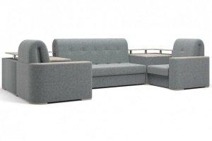 Модульный диван Ибица п-образный - Мебельная фабрика «Столлайн»