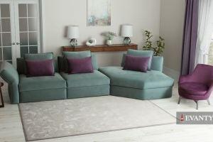 Модульный диван Johny - Мебельная фабрика «EVANTY»