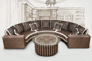 Модульный диван Лас-Вегас - Мебельная фабрика «DONKO»