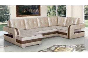 Модульный диван Лидер - Мебельная фабрика «Элегантный Стиль»
