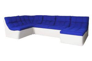 Модульный Диван Лилия 5 - Мебельная фабрика «Мягкий рай»