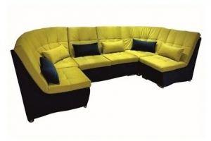 Модульный диван Лилия 5 - Мебельная фабрика «ПЕРСПЕКТИВА»