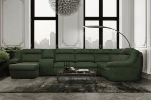 Модульный диван Милан 2 - Мебельная фабрика «Эльсинор»