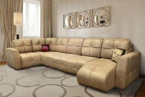Модульный диван Милан - Мебельная фабрика «Данила Мастер»